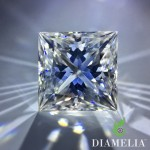 DIAMELIA™ PRINCESS CUT