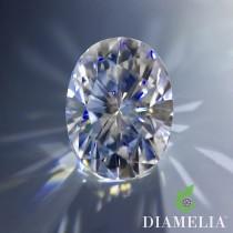 Diamelia Ideal Cut Oval