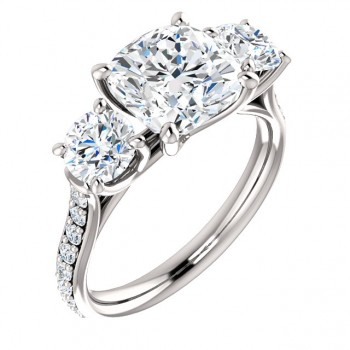 April Engagement Ring