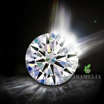 Diamelia Blazing Arrows Hearts and Arrows